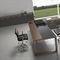 Executive desk / wooden / contemporary / commercial ARCHE Bralco
