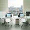 Workstation desk / wooden / steel / contemporary GATE Bralco