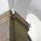 wall-mounted spotlight / indoor / LED / rectangular