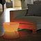 Contemporary side table / polyethylene / round / LED-illuminated LOUNGE MINI MOREE