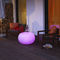 Contemporary side table / plastic / round / commercial BUBBLE GRANITE  MOREE
