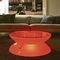 Contemporary coffee table / acrylic / round / LED-illuminated LOUNGE MOREE