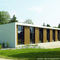 Modular building / prefab / wood / energy-efficient AIZENAY 490 m²  Yves Cougnaud