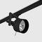 HID track lights / halogen / round / aluminum DIAPASON ON-TRACK KREON