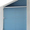 Pleated blinds / canvas / residential DF Servis Climax