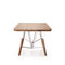 Contemporary dining table / oak / walnut / ash STAMMTISCH Quodes