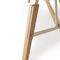 Dining table / contemporary / oak / walnut STAMMTISCH Quodes