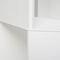Contemporary bedside table / aluminum / hexagonal / by Studio Nendo HEXAGON Quodes
