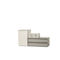 Contemporary sideboard / aluminum / lacquered MDF / sheet metal COLLAR Quodes
