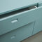contemporary sideboard / lacquered wood / lacquered MDF / solid wood