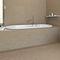 Oval bathtub / Corian® / resin / marble STREET MAKRO
