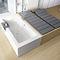 Acrylic bathtub / expanded polystyrene STYLE MAKRO