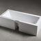 Corian® bathtub / resin / marble / wooden WAVE MAKRO