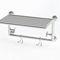 Electric towel radiator / metal / traditional / horizontal SSCAP1 BLEU PROVENCE