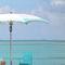 Commercial patio umbrella / fabric / aluminum OCEAN MASTER MAX : CRESCENT TUUCI