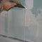 synthetic resin primer / for concrete / plaster / indoor