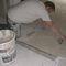 resin-based glue / for floors