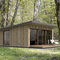 Prefab micro-house / modular / contemporary / energy-efficient EK 021 ekokoncept, wooden prefabricated buildings, d.o.o