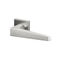 door handle / metal / contemporary / chrome