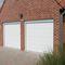 sectional garage door / wooden / aluminum / automatic