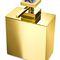 commercial soap dispenser / free-standing / brass / manual