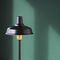 table lamp / industrial design / aluminum / dimmable