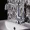 bathroom sink mixer tap / brass / bathroom / 1-hole