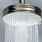 ceiling-mounted shower head / round