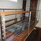 patterned glass panel / for flooring / non-slip / translucent