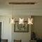 Pendant lamp / contemporary / polished stainless steel / LED ELLIPSE TRILOGIE N°14 Thierry Vidé Design