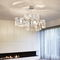 Pendant lamp / contemporary / stainless steel / LED NUAGE N°27C Thierry Vidé Design