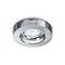 recessed downlight / halogen / round / aluminum