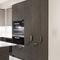contemporary kitchen / wooden / glass / quartz