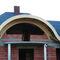 Glue-laminated wood beam / rectangular / arched / dormer ARCHES EcoCurves