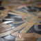 Solid parquet flooring / glued / oak / teak CALIMALA MODEL 02 Parchettificio Toscano Srl