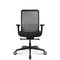 Contemporary office armchair / mesh / leather / on casters W-1 C LOW Wagner - Eine Marke der Topstar GmbH