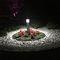 Urban bollard light / garden / contemporary / anodized aluminum SPARK ASTEL LIGHTING