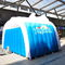 Special event inflatable structure YOGLAND'S POP UP Studio Souffle