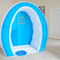 Special event inflatable structure THE SUN GODDESS SPRAY TAN POD Studio Souffle