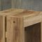 Contemporary bar stool / teak / outdoor SOLO Saveri Singapore Pte.Ltd.