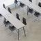 Contemporary high bar table / laminate / rectangular / commercial FOUR®REAL 90/105 Four Design