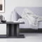 Contemporary sofa / fabric / for hotels / for offices MEGA by Chris Martin  Massproductions