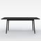 Contemporary dining table / oak / beech / rectangular ICHA Massproductions