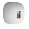 wall-mounted mirror / LED-illuminated / with storage compartment / contemporary