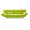 Sofa bed / contemporary / fabric / by Pascal Mourgue SMALA  CINNA