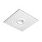 recessed downlight / halogen / round / plaster
