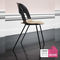 Visitor chair / contemporary / plastic / commercial PAIR Fritz Hansen