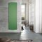 hot water radiator / aluminum / wooden / contemporary