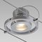 LED cable lighting / linear / metal / indoor