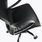 Contemporary executive chair / leather / aluminum / on casters MODUS by K.Franck, W.Sauer, Wiege,F.Frenkler,J.K Wilkhahn